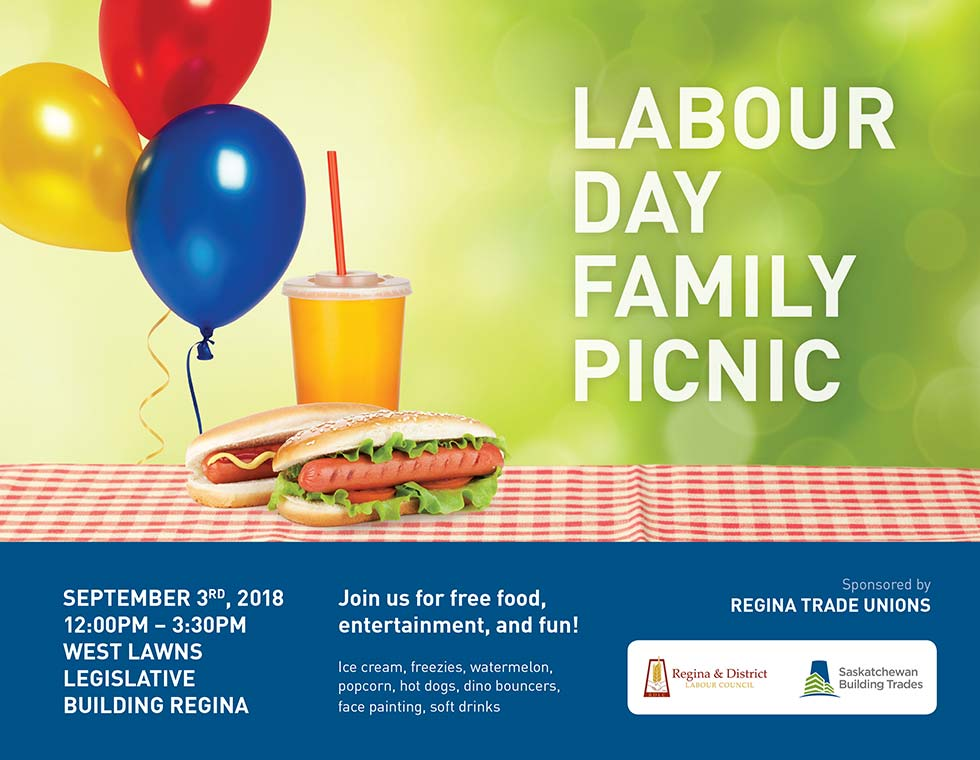 2018 - Labour Day Family Picnic