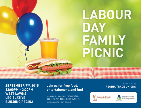 Labour Day Family Picnic
